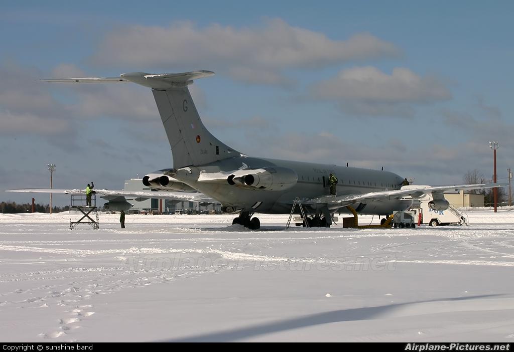 Royal Air Force ZA148 aircraft at Bangor Intl