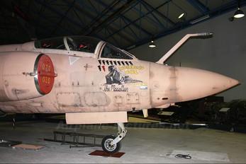 XW547 - Royal Air Force Blackburn Buccaneer S.2B