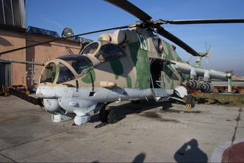 137 - Bulgaria - Air Force Mil Mi-24D