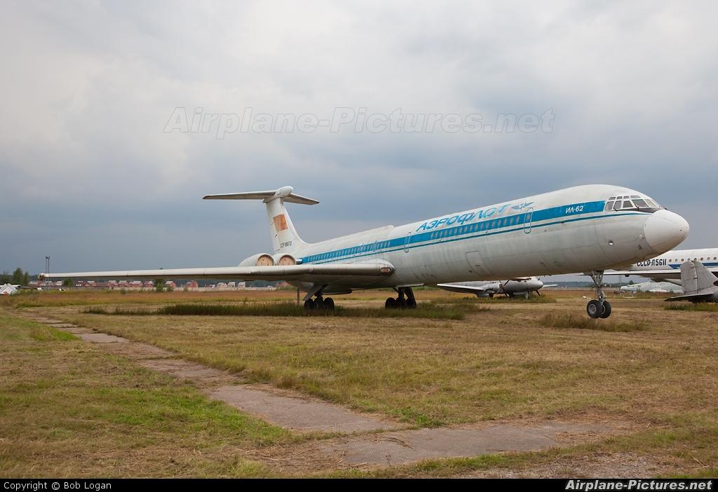 Aeroflot CCCP-86670 aircraft at Monino