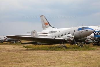 CCCP-93914 - Aeroflot Lisunov Li-2