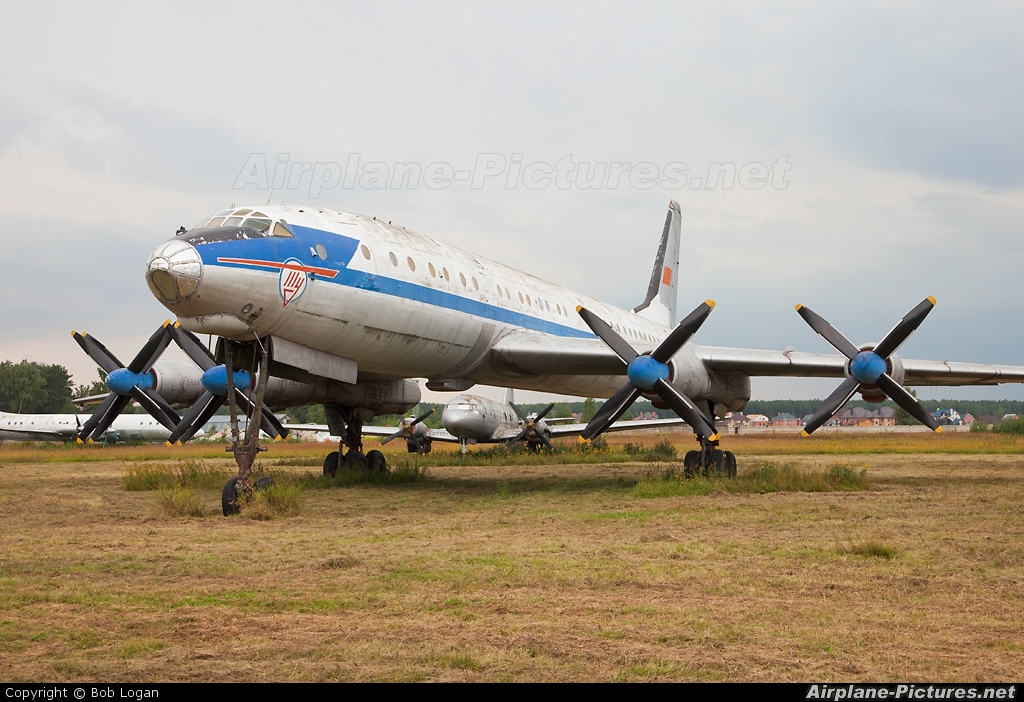 Aeroflot CCCP-L5611 aircraft at Monino