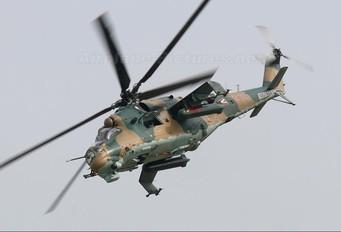 335 - Hungary - Air Force Mil Mi-24P