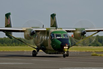 - - Poland - Air Force PZL M-28 Bryza