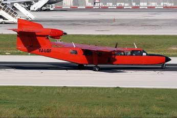 YJ-LGF - Private Britten-Norman BN-2 III Trislander