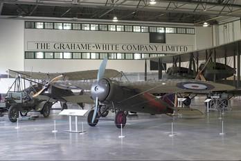 G-BLWM - Royal Air Force Bristol M.1C Replica