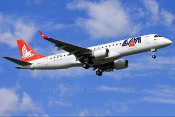 C9-EMA - LAM Embraer ERJ-190 (190-100)