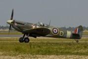 "AB910 - Royal Air Force ""Battle of Britain Memorial Flight&quot Supermarine Spitfire Vb aircraft"