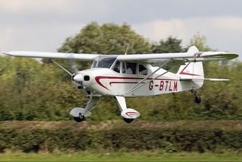 G-BTLM - Private Piper PA-22 Tri-Pacer