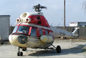 SP-SBZ - Heliseco Mil Mi-2