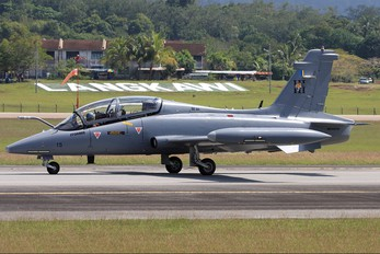 M34-15 - Malaysia - Air Force Aermacchi MB-339CM