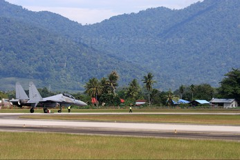 M52-16 - Malaysia - Air Force Sukhoi Su-30MKM