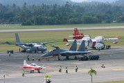 M50-09 - Malaysia - Air Force Pilatus PC-7 I & II aircraft