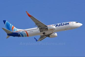 A6-FDC - flyDubai Boeing 737-800