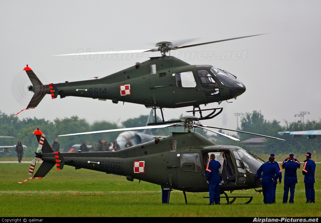 Poland - Air Force 6606 aircraft at Radom - Sadkow