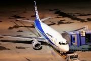 JA8504 - ANA/ANK - Air Nippon Boeing 737-500 aircraft