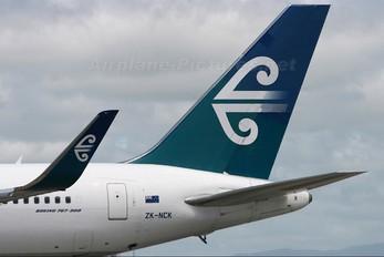ZK-NCK - Air New Zealand Boeing 767-300ER