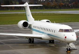 D-AKAZ - ACM Air Charter Bombardier BD-700 Global Express