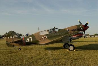 NX40PE - Private Curtiss P-40E Warhawk