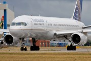 N19136 - Continental Airlines Boeing 757-200 aircraft
