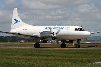 ZK-KFL - Air Freight NZ Convair CV-580