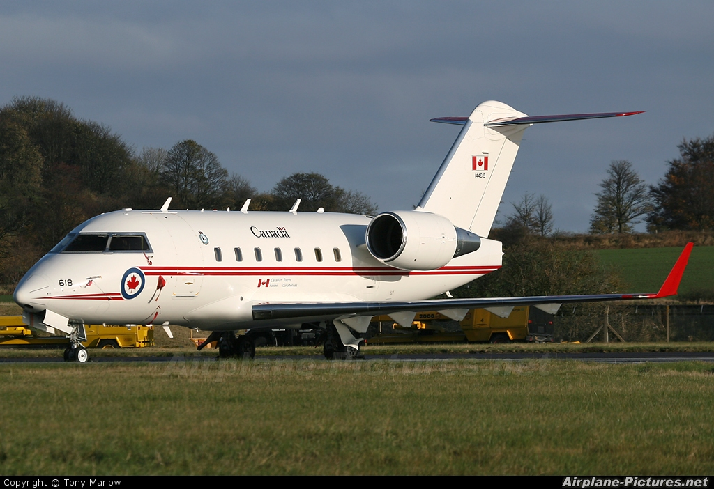 Canada - Air Force 144618 aircraft at Edinburgh