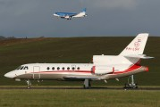 PH-LSV - Solid Air Dassault Falcon 50 aircraft