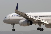 N29129 - Continental Airlines Boeing 757-200 aircraft