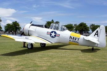 VH-WWA - Private North American Harvard/Texan (AT-6, 16, SNJ series)