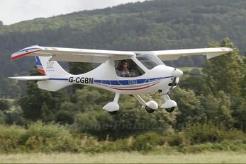 G-CGBM - Private Flight Design CTsw