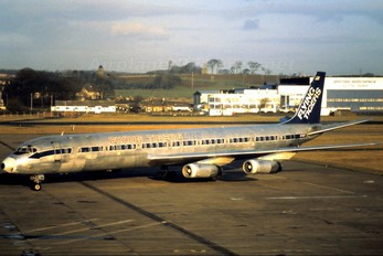 N798FT - Flying Tigers Douglas DC-8-63F