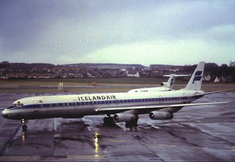 TF-FLB - Icelandair Douglas DC-8-63F