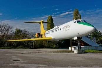OK-AFB - Private Tupolev Tu-134A