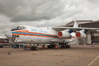 RA-76429 - Russia - МЧС России EMERCOM Ilyushin Il-76 (all models)