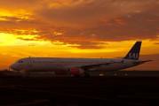 LN-RKK - SAS - Scandinavian Airlines Airbus A321 aircraft