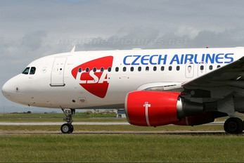OK-GEB - CSA - Czech Airlines Airbus A320
