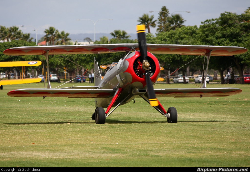 Private VH-ZUZ aircraft at Perth - Langley Park, WA