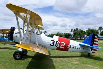 VH-YND - Private Boeing Stearman, Kaydet (all models)