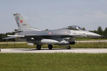 93-0011 - Turkey - Air Force General Dynamics F-16C Fighting Falcon
