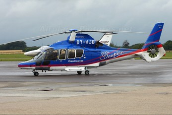 OY-HJB - Dancopter Eurocopter EC155 Dauphin (all models)