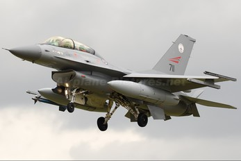 711 - Norway - Royal Norwegian Air Force General Dynamics F-16A Fighting Falcon