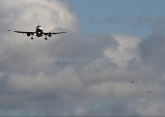 G-EUOH - British Airways Airbus A319