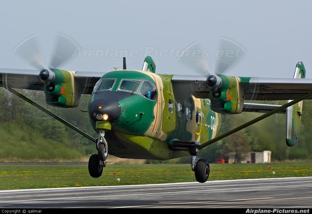 Poland - Air Force 0211 aircraft at Off Airport - Poland