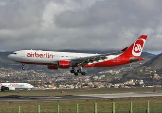 D-ALPD - Air Berlin Airbus A330-200