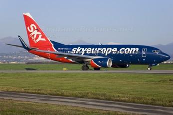 OM-NGC - SkyEurope Boeing 737-700
