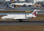 A7-CEC - Qatar Executive Bombardier BD-100 Challenger 300 series aircraft