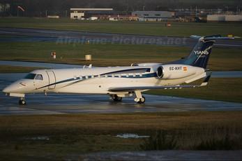 EC-KHT - Aerodynamics,Malaga Embraer ERJ-135 Legacy 600
