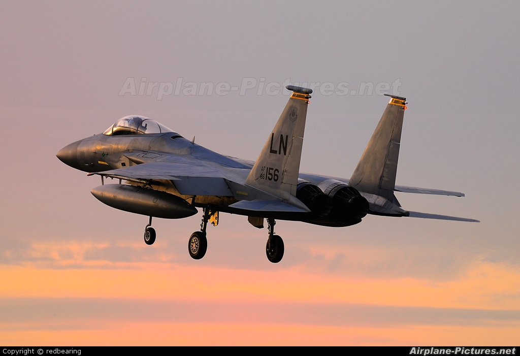 USA - Air Force 86-0156 aircraft at Lakenheath