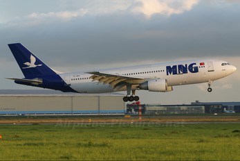 TC-MNY - MNG Airlines Airbus A300