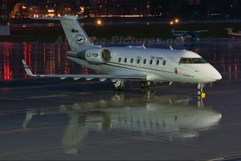 LZ-YUP - Air Lazur Canadair CL-600 Challenger 604